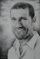 Matthew Fox by Haych86
