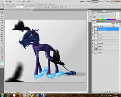 WIP - Roam with me (2) by Lairai