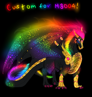 Dragon Custom for M3004 by TheFireGypsy