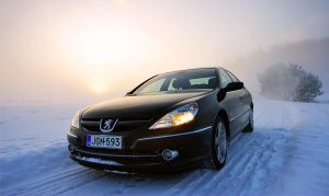 Peugeot 607 by XiPi