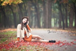 Autumn Colors by ParkLeggyKorean