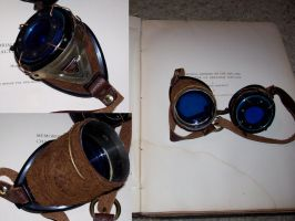 Enki's Aether Goggles by LeviathanSteamworks