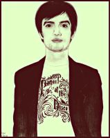 Brendon Urie by AngieElric666