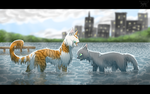 Gift - Water is wet by Kocurzyca