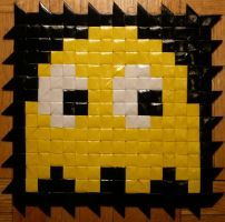 Pac Man - Clyde by LoDuris