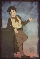 Eponine by StarbuckViper