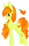 Orange Sherbet by LullabyPrince
