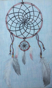 Dream Catcher Practice by liloved1