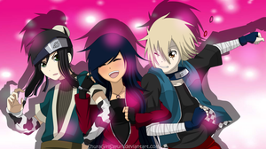 We are Friends - Team 13 by Kasu-Cat
