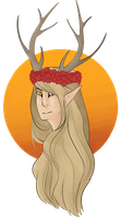 Forest Prince by The-Art-Files