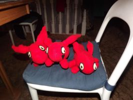 Gigimon Plushies 2 For sale by DEAFHPN
