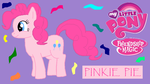 Pinkie Pie by Fluttershy626