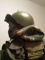 Classic Spetsnaz 0.3 by anbuSquadLeader
