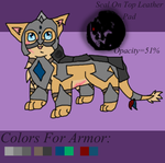 Remus In Battle Armor by DucklettsRcute