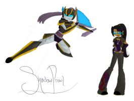 T.O. Contest - ShadowProwl by ShadowDemon101