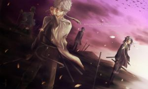 Gintama: Reminiscence by sakuyasworld