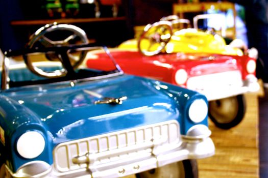 toy cars by spinalcracker