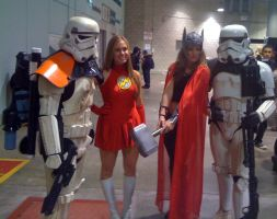 IDENTIFICATION CHECKPOINT: COMIKAZE 2011 by MRAMVFX