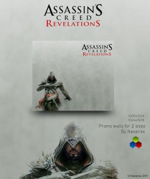 HD Assassins Creed Revelation by nanatrex