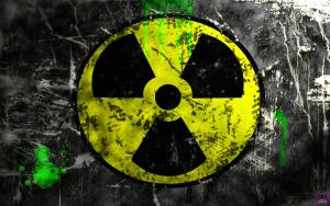 Radioactive Symbol Grunge by DarkStory