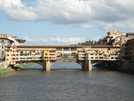 Ponte Vecchio by nightshade-keyblade