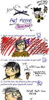 Art Meme...Thing... by Aisuki-Chan
