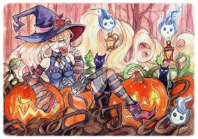 +Happy Halloween+ by Enijoi