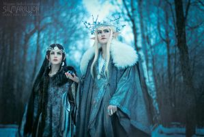 Welcome to Mirkwood. by Verrett