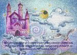 Castle in the Sky enhanced by Spiralpathdesigns