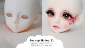 Faceup Stories 21 by AndrejA
