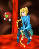 Metroid Mischief by Octorockbane