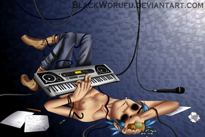 Makin' Music by BlackWorufu