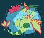 Another Year Flygon By by HappyCrumble