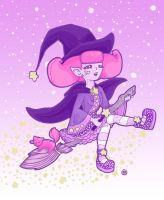 Star Witch :p by autumwind