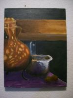 simple still life painting by silent-assassin-XIII