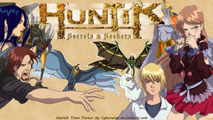 Huntik Titan Wallpaper 1 by Cyberwinx