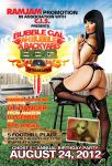 Bubble Gal Event Promotion by rodinistreetpicasso