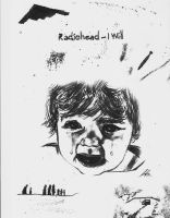 Radiohead - I Will Poster by silentscarecrow
