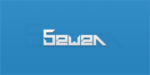 Seven ~Typography by Chriox