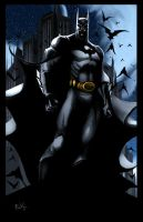 evl  Batman Returns by ErikVonLehmann