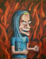 Beavis by Fruksion