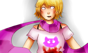 Roxy Lalonde by courbeause