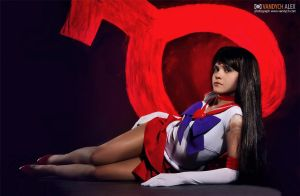 Sailor Mars 2 by MimUrKaMiMii