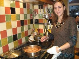 Me Cooking by amyhooton