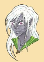 Drizzt Do'urden by ZirakAi