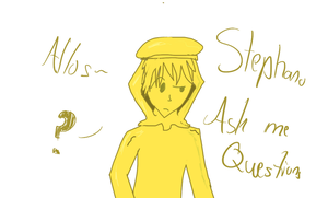 Stephano by AskStephanoTheStatue