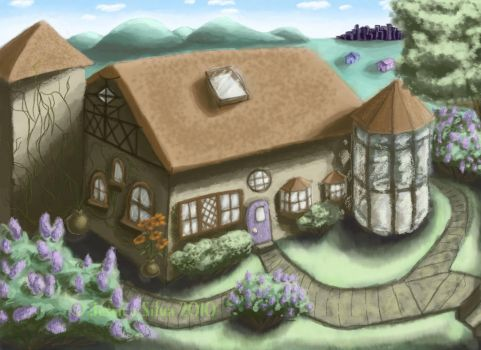 Dream House Day by ZooTVLenore