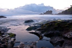 Revisiting Tanah Lot by SantiBilly