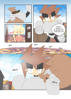 Drill King page 3  by Tentakustar