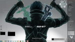 SAO Rainmeter Theme by WaspishVyper